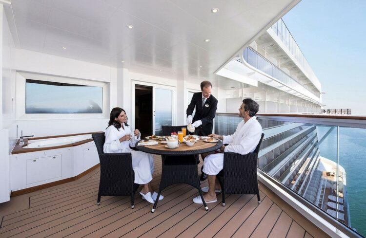 Todas las ventajas de un crucero de lujo por el Mediterraneo