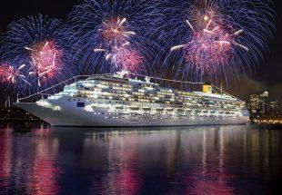 navidad en crucero